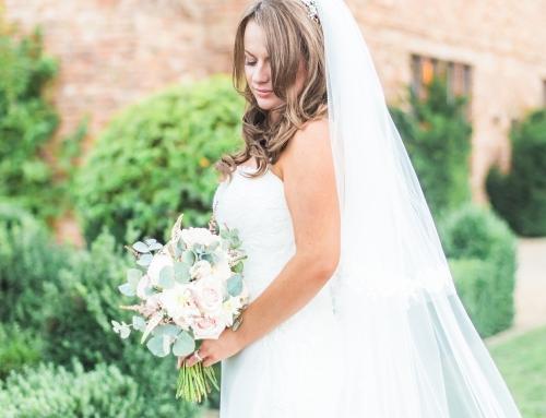 Natasha & Luke Traditional & Elegant Real Wedding