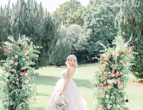 Romantic Wedding Inspiration – Hunton Park, London
