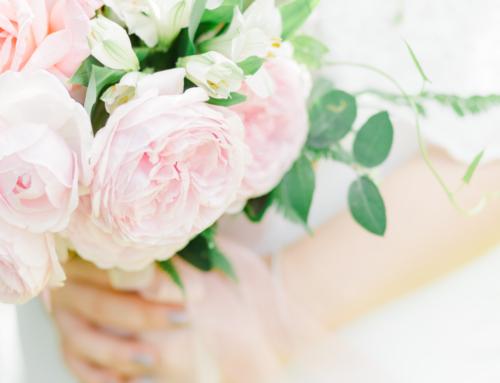 Whimsical & Elegant Intimate Real Wedding