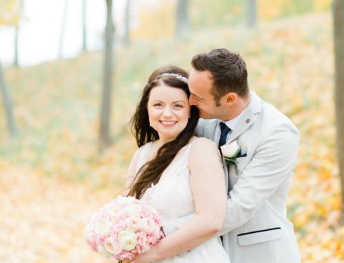 Lauren & Rob – Intimate Real Wedding 2020